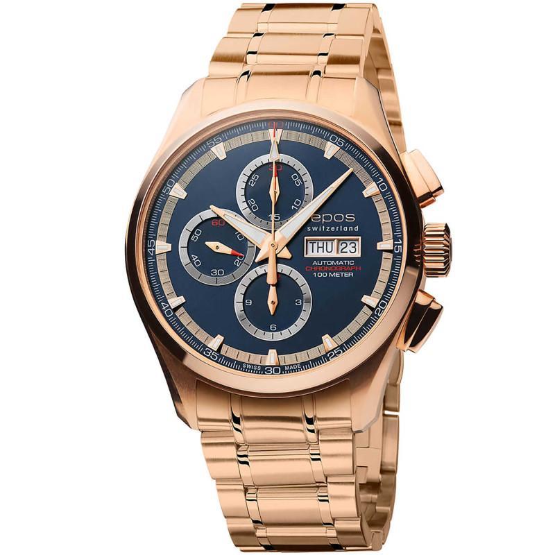 Наручные часы EPOS 3433.228.24.16.34
