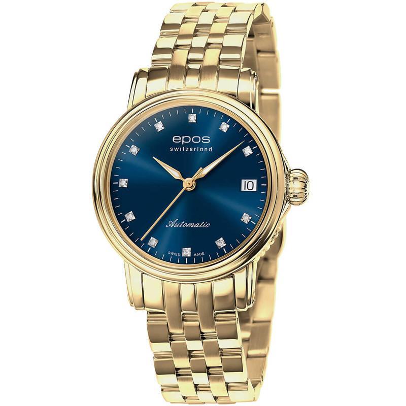 Наручные часы EPOS 4390.152.22.86.32